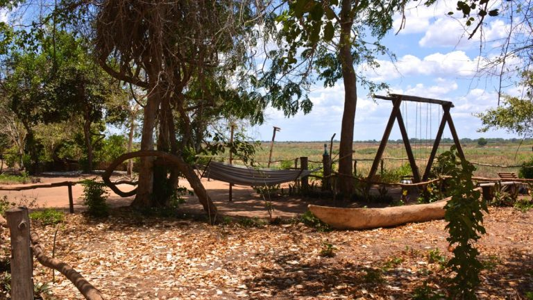 Zarafa Tented Camp.