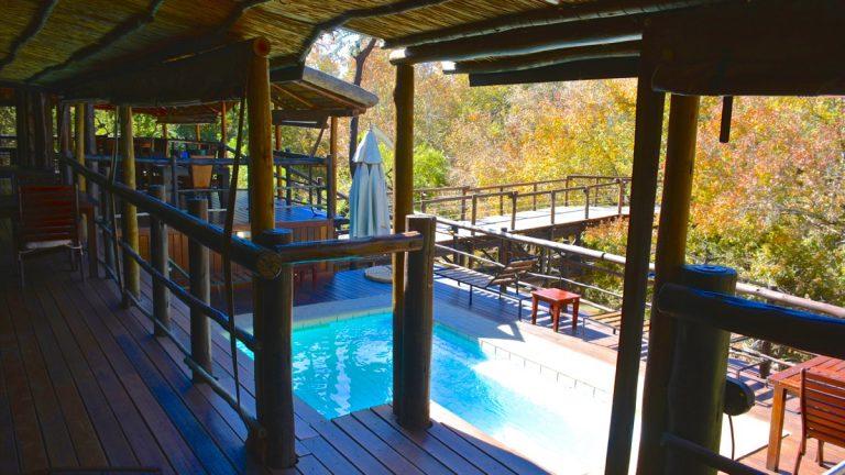 Madikwe River Lodge.