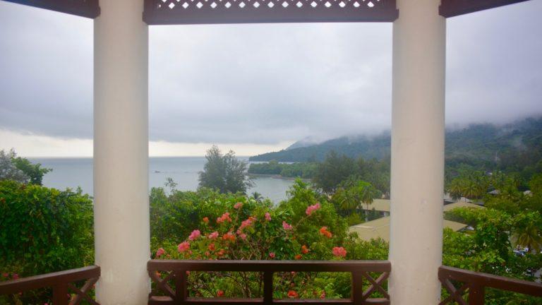Damai Beach Resort.