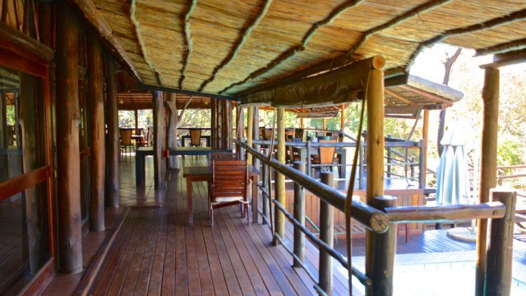 Madikwe River Lodge, Sydafrika.