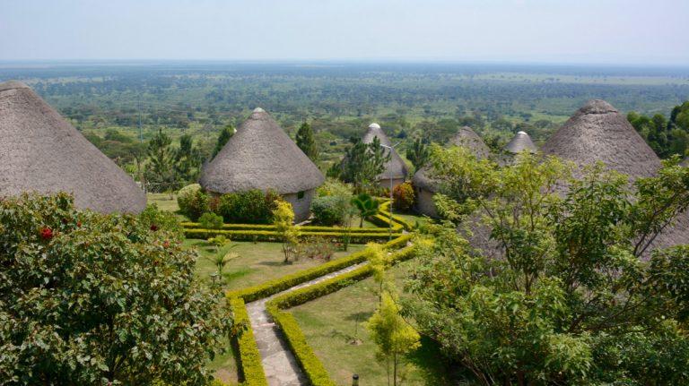 ParkView Safari Lodge, Queen Elizabeth National Park, Uganda.