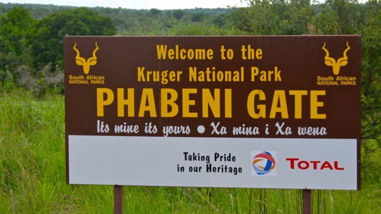 Phabeni Gate.