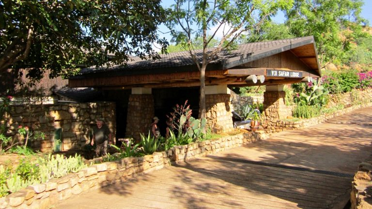 Voi Lodge, Tsavo East, Kenya.