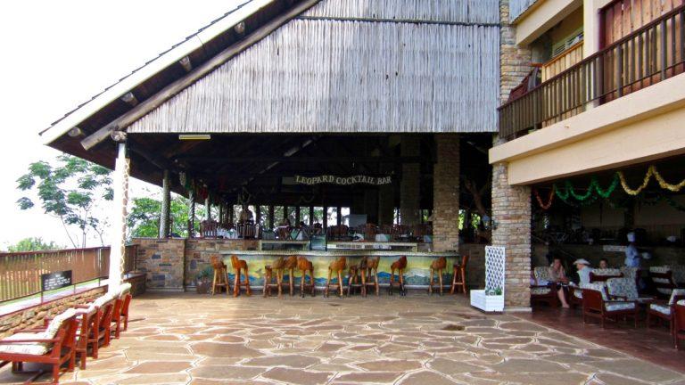 Ngulia Lodge, Tsavo West, Kenya.
