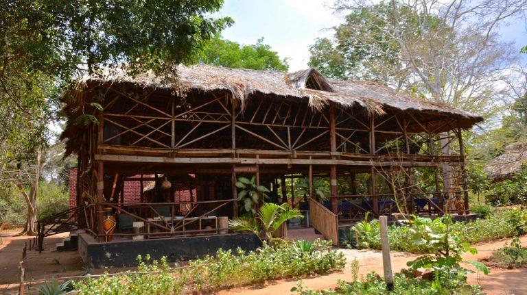 Zarafa Tented Camp, Selous, Tanzania.