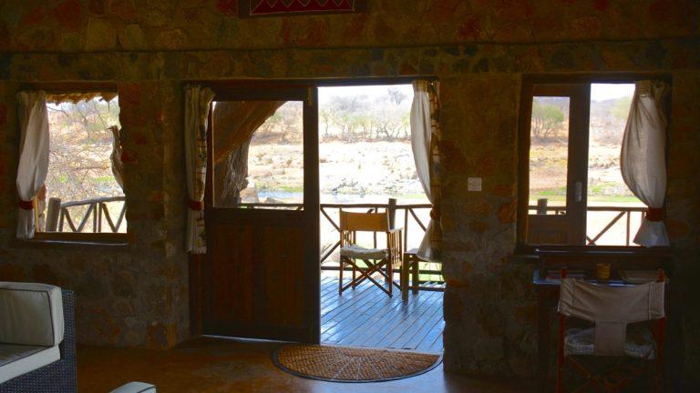 Ruaha River Lodge.